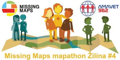Missing Maps mapathon Žilina #4