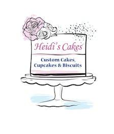 Heidi's Cakes logo