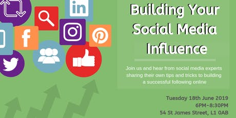 Business Club - Building Your Social Media Influence tickets