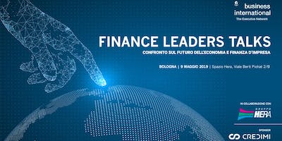 FINANCE LEADERS TALKS