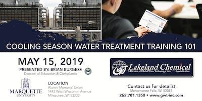 Cooling Season Water Treatment Training 101