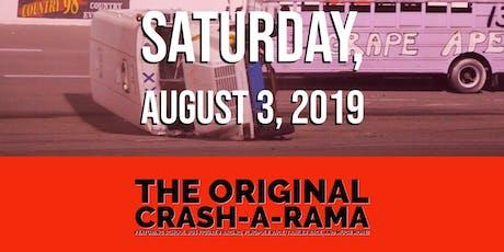 Crash-A-Rama featuring School Bus Figure 8 Racing- Erie PA tickets