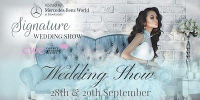 Mercedes-Benz World Signature Wedding Show