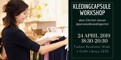 Kledingcapsule workshop