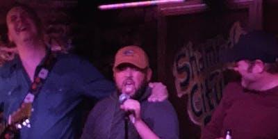 Colin Hollett LIVE at Shamrock City, St. John's!!!