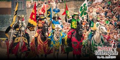 Horber Ritterspiele 2019 - Turnier Sonntag 16.06.2019 | 11:30 Uhr