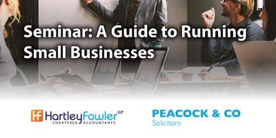 Seminar: A Guide to Running Small Businesses