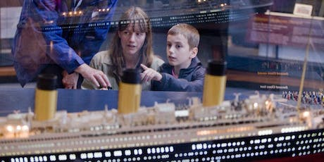 Giant's Causeway and Titanic Experience tour from Belfast Port   tickets