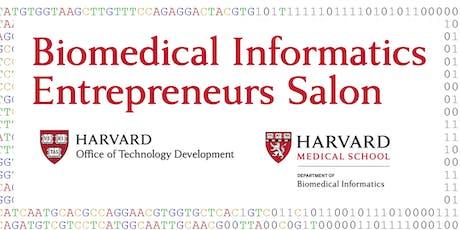 Biomedical Informatics Entrepreneurs Salon: Andy Coravos, Elektra Labs tickets