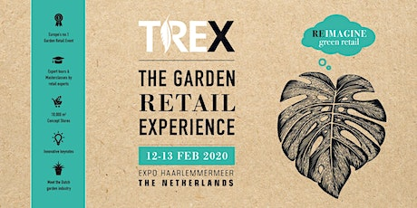 TREx | The Garden Retail Experience tickets