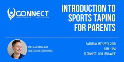 Introduction To Sports Taping For Parents
