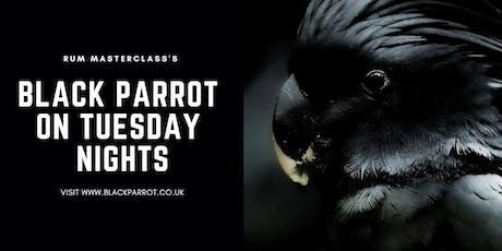 Rum Masterclass @ Black Parrot  tickets