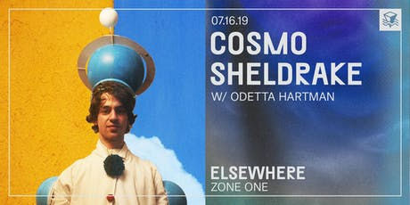 Cosmo Sheldrake @ Elsewhere (Zone One) tickets