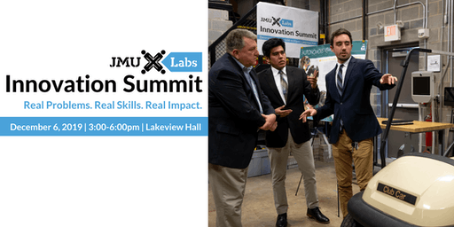 JMU X-Labs Innovation Summit