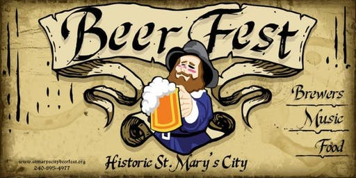 Historic St. Mary's City BeerFest 2019