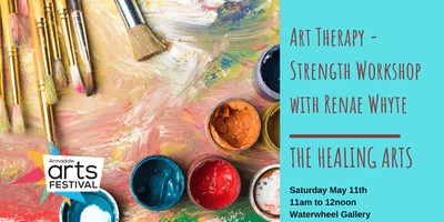Art Therapy - Strength Workshop with Renae Whyte
