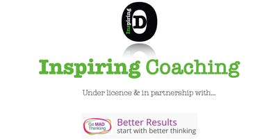 Inspiring Coaching - July 23rd, 24th & 25th  Coaching for better results