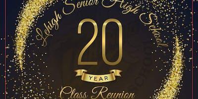 Lehigh Senior High School C/O 1999 - 20th Yr Reunion
