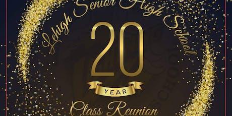 Lehigh Senior High School C/O 1999 - 20th Yr Reunion tickets