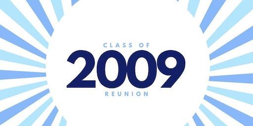 SFHS Class of 2009 Reunion $25 Tickets * EARLY BIRD