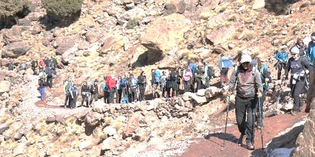 Mount Toubkal Challenge 2020 Tickets