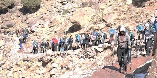 Mount Toubkal Challenge 2020