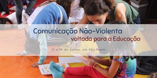 Comunicação Não-Violenta voltada para a Educação (Módulo 1)