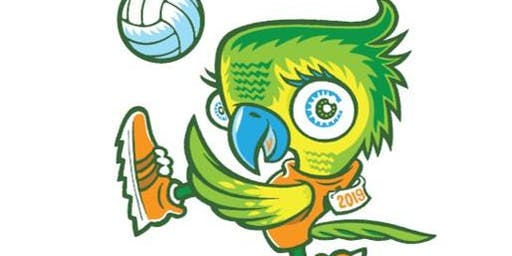Parrot Head Volleyball Tournament Fundraiser
