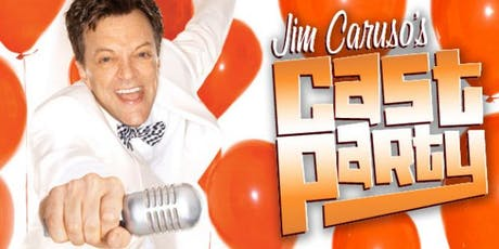 Jim Caruso's Cast Party tickets