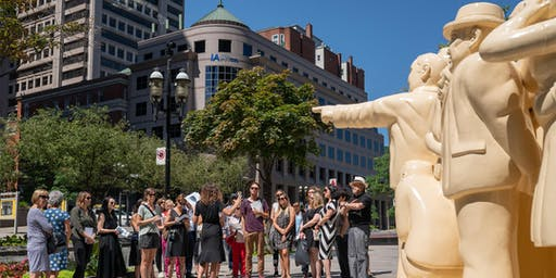 Golden Montreal Arts Days 2019: Guided Tours