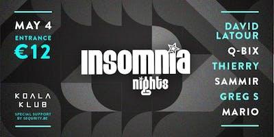 Insomnia nights/Koala Klub