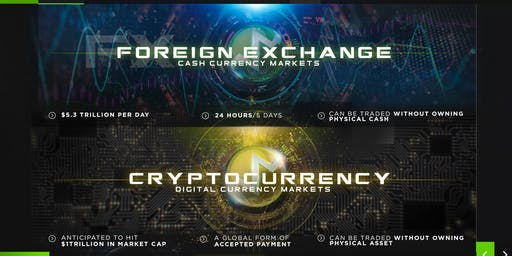 Learn to Trade Forex & Crypto - Entrepreneur Business Free Event Birmingham