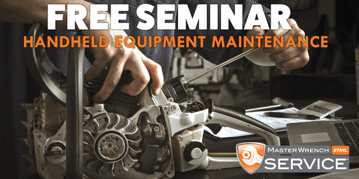 Equipment Maintenance Seminar