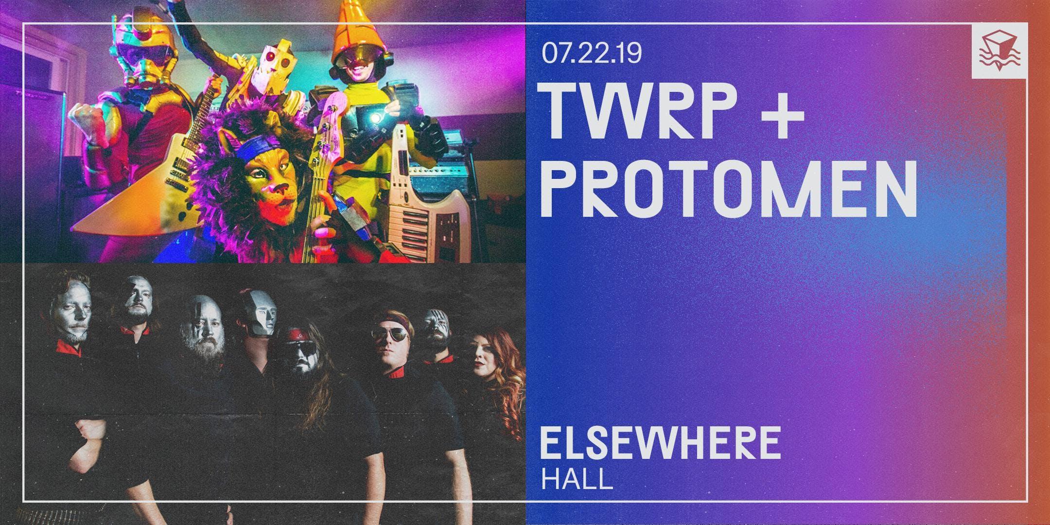 TWRP + Protomen