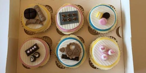 Baking themed Cupcake Workshop