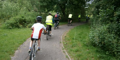 Sustrans Led Bike Ride in Redditch tickets