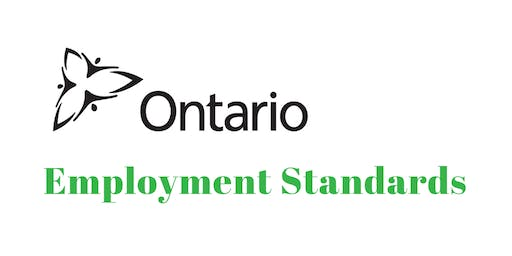Employment Standards Act Overview