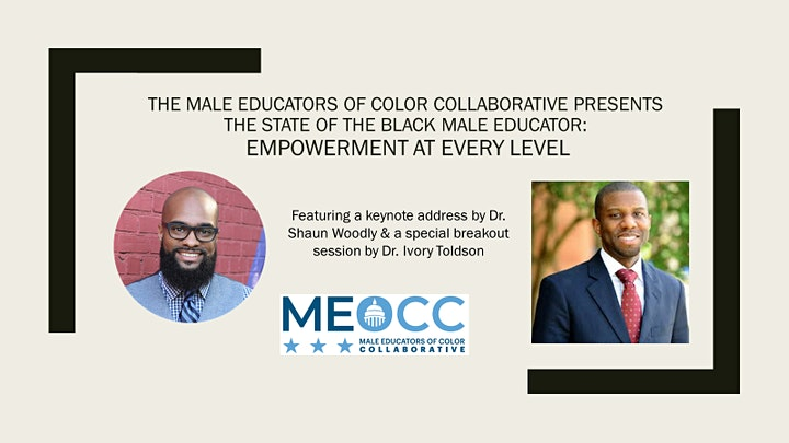 The State of the Black Male Educator: Empowerment at Every Level image