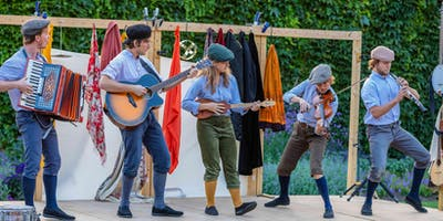 MUCH ADO ABOUT NOTHING by The Three Inch Fools at Kilbryde Castle