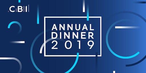 CBI Scotland Annual Dinner 2019