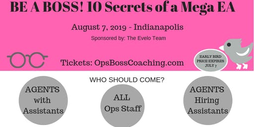 Be a Boss! 10 Secrets of a Mega EA
