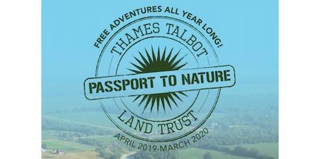 Passport to Nature: Monarch Migration tickets