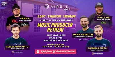 Airbit Academy Music Producer Retreat 2019