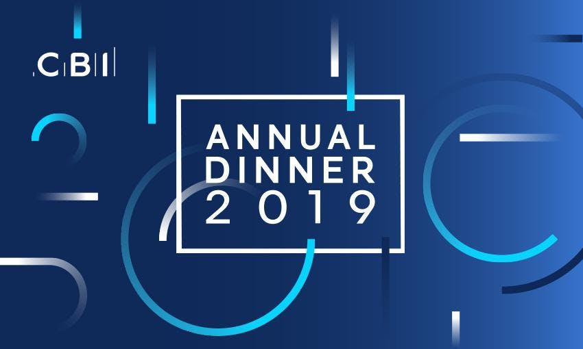 CBI Thames Valley and South East Annual Dinner 2019
