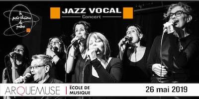 Jazz Vocal - concert