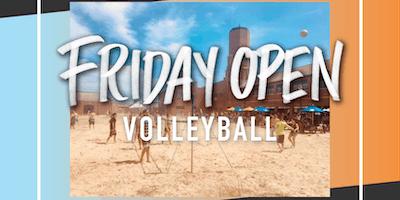 Friday Night Open Volleyball