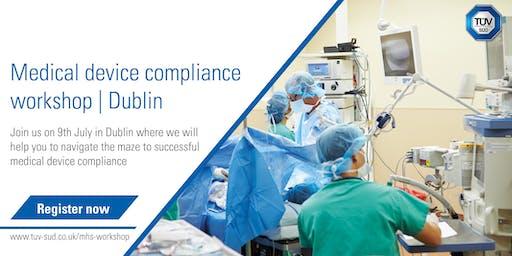 Medical device compliance workshop   Dublin