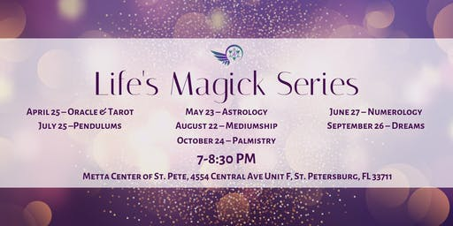 Life's Magick Learning Series - Numerology