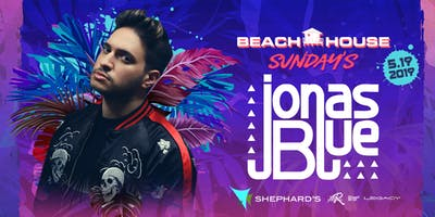 Jonas Blue at Beach House Sundays