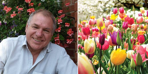 A Trio of Gardening Greats: 'Making the most of Bulbs' with Steve Bradley MHort (RHS)